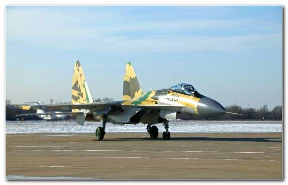 Image Fighter Air Force Sukhoi Su 27 Sukhoi Su 35 Sukhoi Su 30mkk