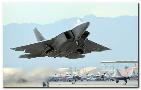 Image Fighter Aircraft Aircraft Stealth Aircraft Lockheed Martin F 22 Raptor Jet Aircraft