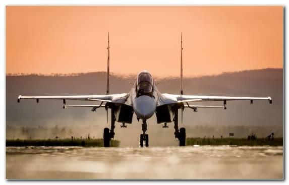 Image Fighter Aircraft Airplane Sukhoi Su 35 Sukhoi Sukhoi Su 47
