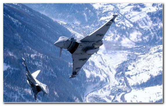 Image Fighter Aircraft Flare Mountain Range Flight Aircraft