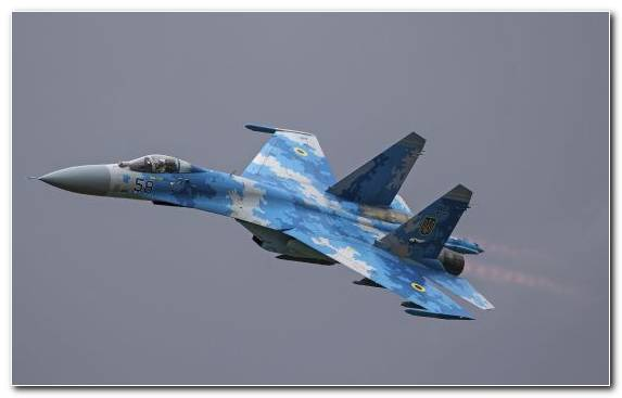 Image Fighter Aircraft Jet Aircraft Flight Sukhoi Su 57 Russia