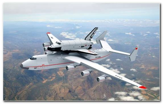 Image Fighter Aircraft Wide Body Aircraft Nasa Space Shuttle Antonov