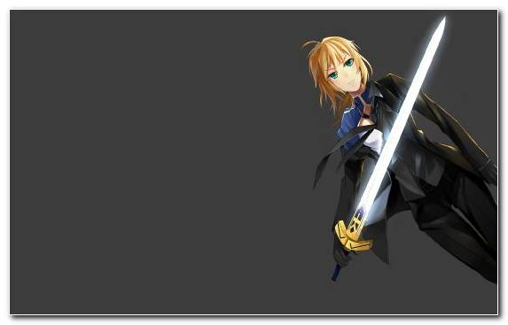 Image Figurine Saber Action Figure Weapon Fate Zero