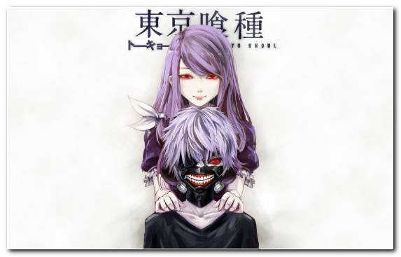 Image Figurine Tokyo Ghoul Violet Doll Long Hair