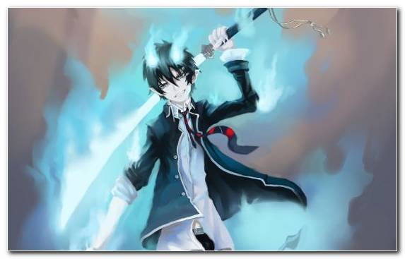 Image Figurines Fictional Character Rin Okumura Action Figure Figurine