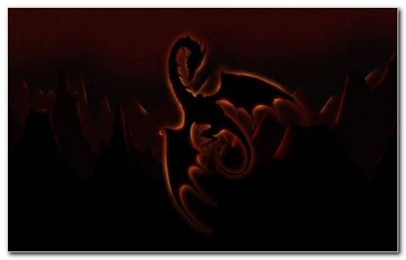 Image Font Glow Dragon Light Macro Photography