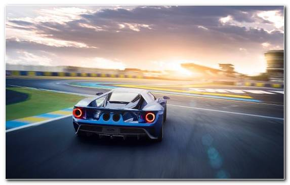 Image Ford Gt Grand Tourer Car Supercar Sports Car Racing