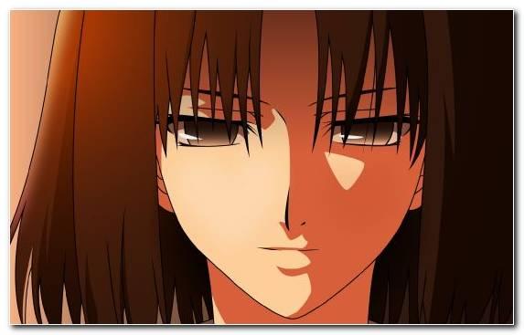 Image Forehead Mouth Long Hair Cartoon Lips