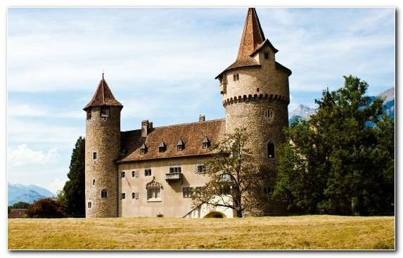 Image Fortification Medieval Architecture Sky Middle Ages Castle