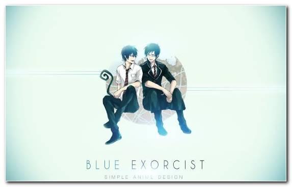 Image Friendship Blue Exorcist Sky Anime Yukio Okumura