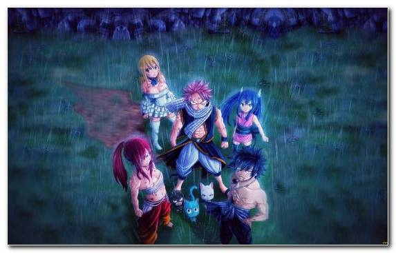 Image Fun Erza Scarlet Tree World Plant