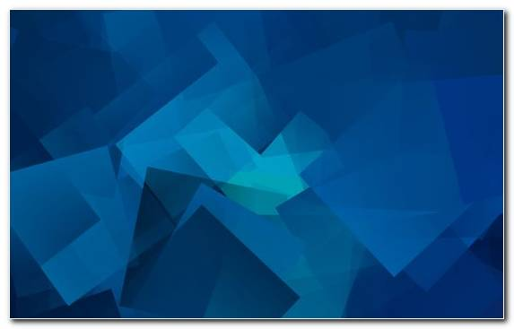 Image Geometric Shape Cube Blue Triangle Light Blue