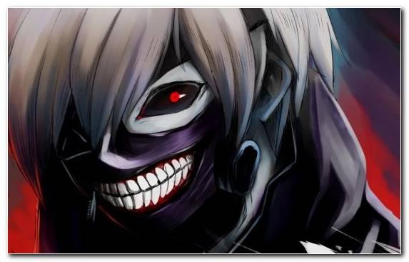 Image Ghoul Demon Supervillain Supernatural Creature Ken Kaneki