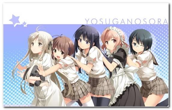 Image Girl Anime Manga Television