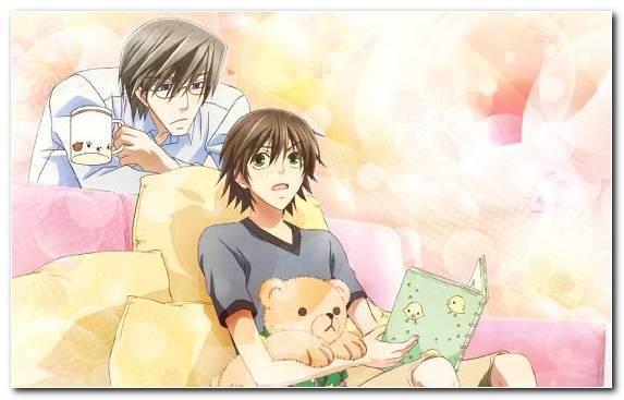 Image Girl Manga Boy Mouth Anime