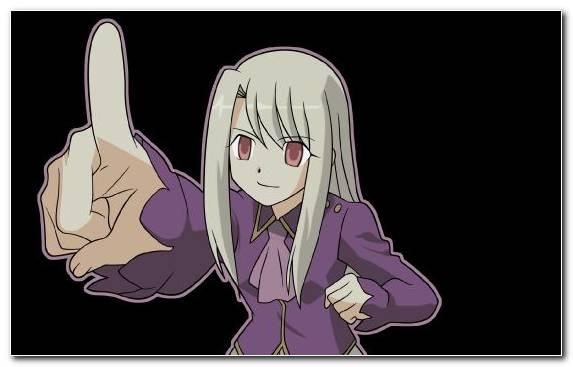 Image Girl Mangaka Shirou Emiya Fatestay Night Black