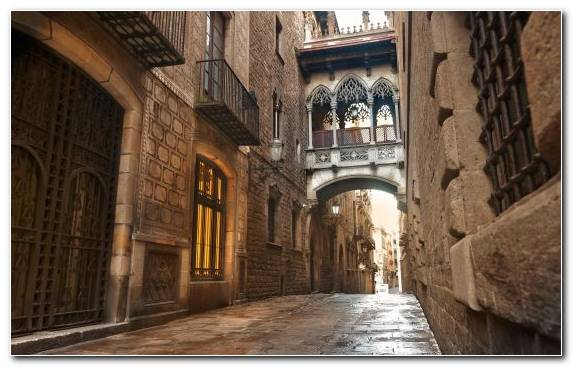 Image Gothic Architecture Building Alley Town History