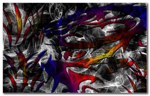 Image Graffiti Smoke Pattern