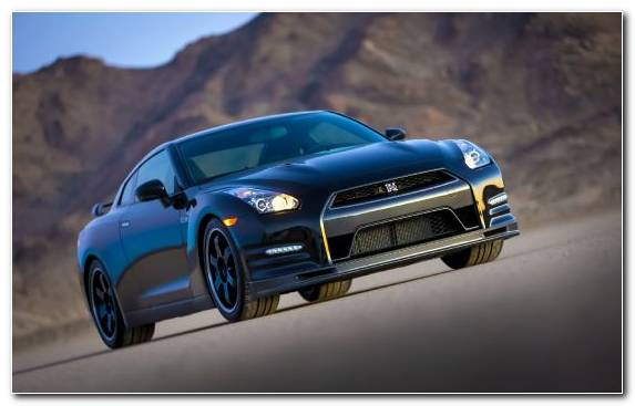 Image Grand Tourer Car Nissan Skyline Gt R Blue Performance Car