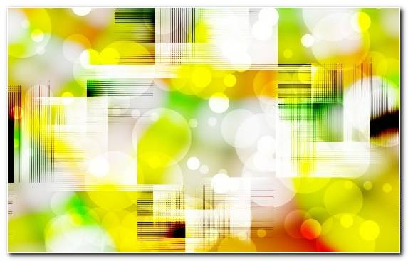 Image Graphic Design Green Line Orange Yellow