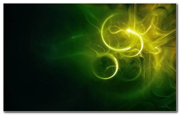 Image graphics fractal art smoke pixel green