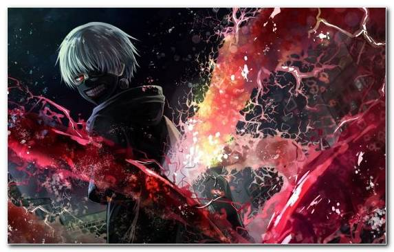 Image Graphics Tokyo Ghoul Unravel Ghoul Anime
