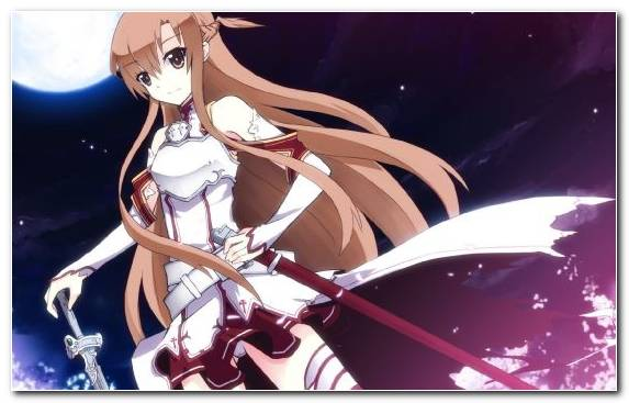Image Graphics Woman Warrior Kirito Anime Fictional Character