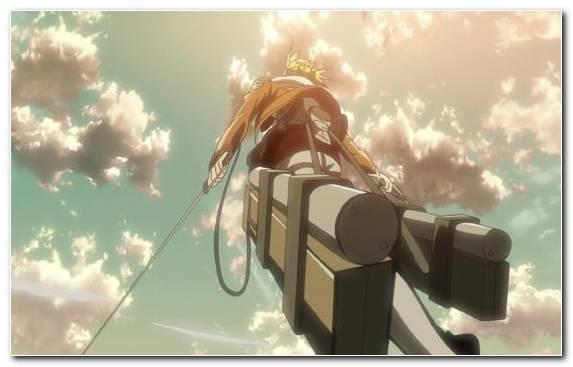 Image grass anime music snapshot Mikasa Ackerman