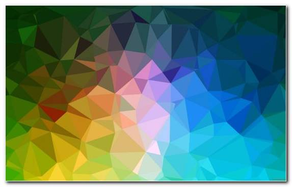 Image Green Polygon Pattern Symmetry Triangle