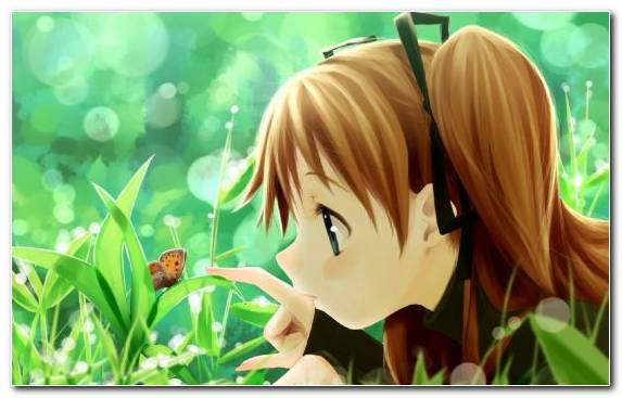 Image Green Animation Flora Plant Manga