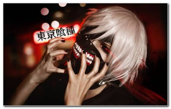 Image Hand Blood Art Tokyo Ghoul The Mask