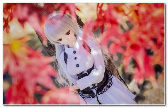Image Hatsune Miku Autumn Leaf Pink Factory