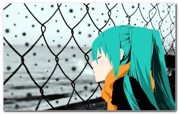 Image Hatsune Miku Cartoon Kagamine Rinlen Manga Girl