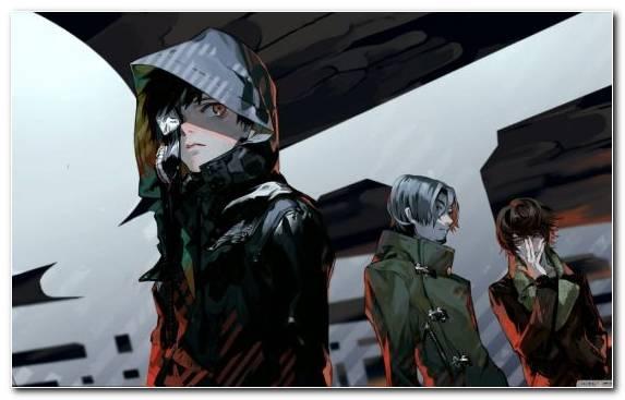 Image Helmet Pierrot Tech Fictional Character Tokyo Ghoul