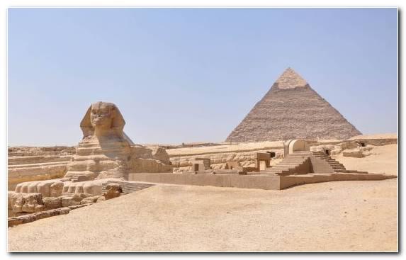 Image Historic Site Wonders Of The World Landmark Pyramid Ancient History