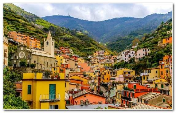 Image Historic Site Sky Tourism City Mountain Village