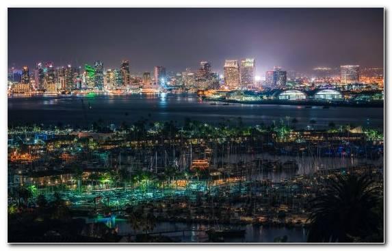 Image horizon capital city city body of water cityscape