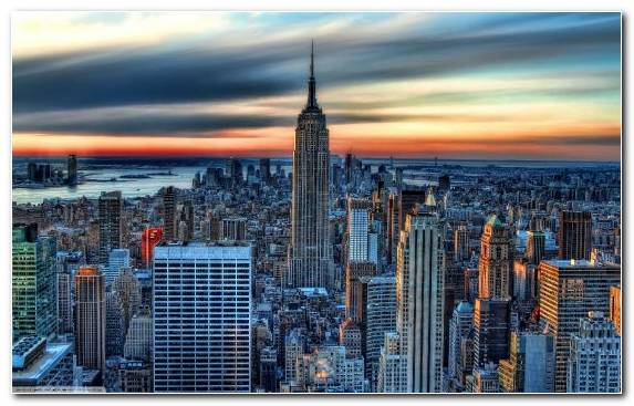 Image Horizon Capital City Cityscape Metropolis The Best New York