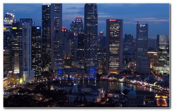 Image Horizon City Kuala Lumpur Tower Cityscape Architecture