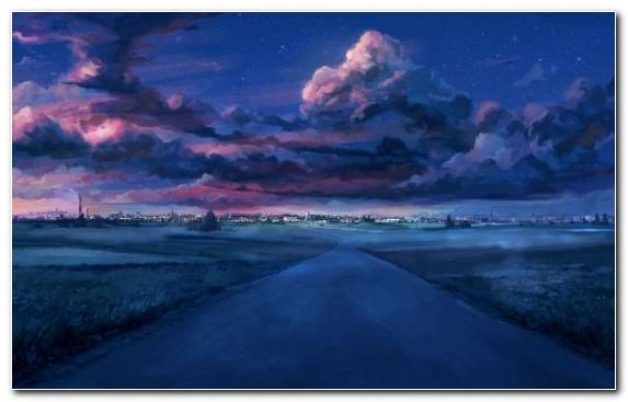 Image Horizon Evening Artist Dawn Twilight