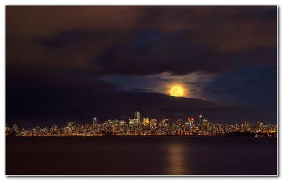 Image horizon skyline daytime sky night