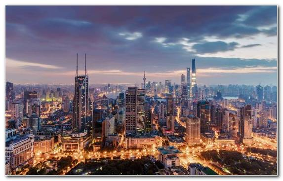 Image Horizon Urban Area Landmark New York City Shanghai Tower