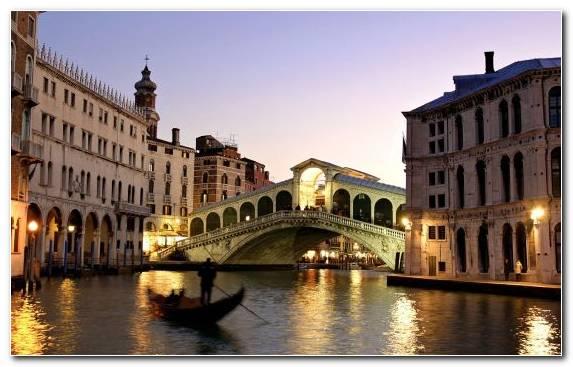 Image Hotel Rialto Piazza San Marco Gondola Rialto Bridge