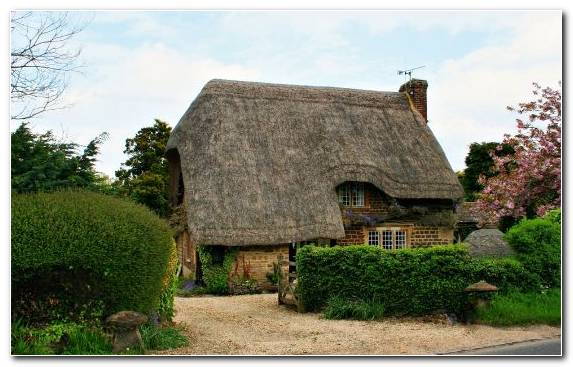 Image Hut Cottage Home Croft House