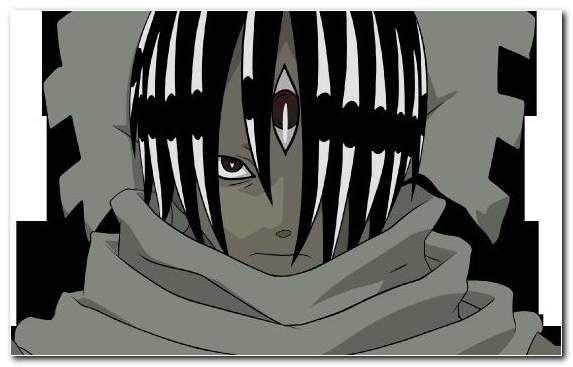 Image Illustration Asura Soul Eater Black Crona