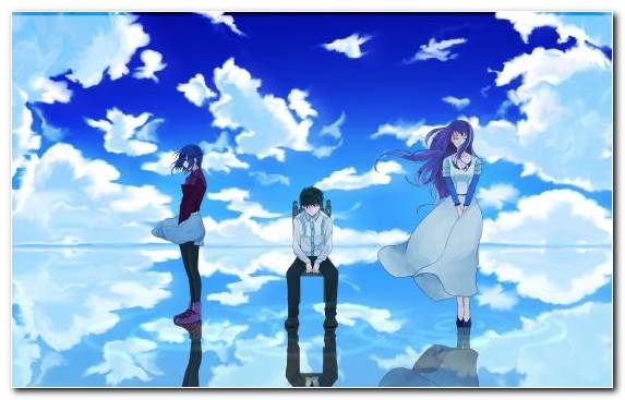 Image Illustration Cloud Tokyo Ghoul Day Anime