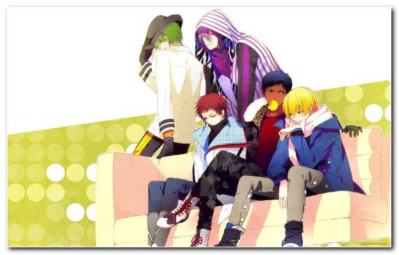 Image Illustration Creative Arts Tetsuya Kuroko Anime Uniform