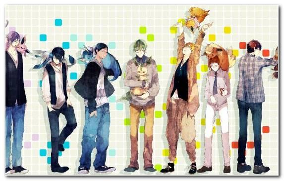 Image Illustration Fun Anime Tetsuya Kuroko Creative Arts