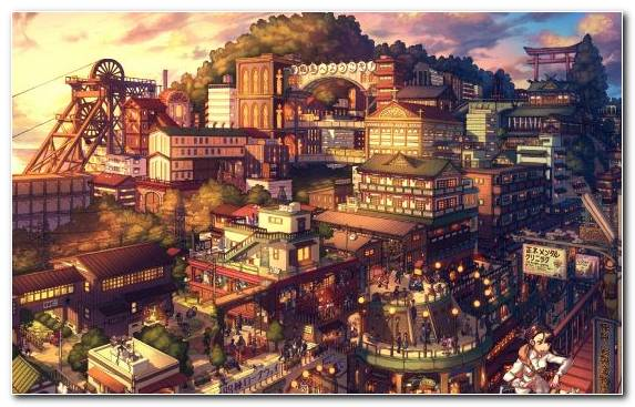 Image illustration japan tourist attraction capital city city
