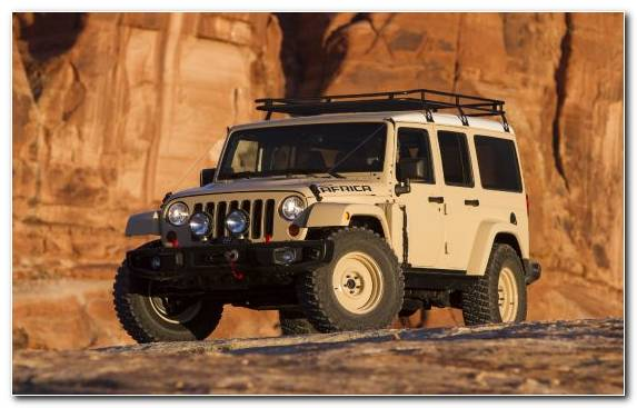 Image Jeep Car Chrysler Off Roading Automotive Tire